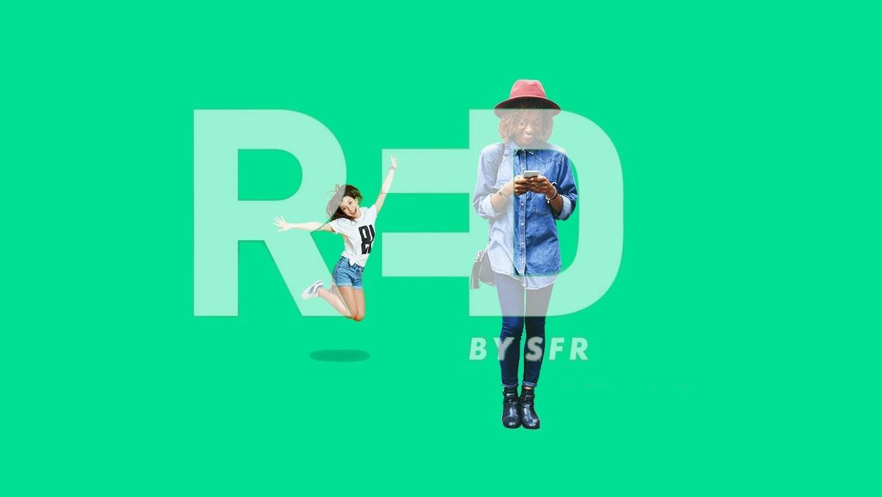 RedbySFR mobile
