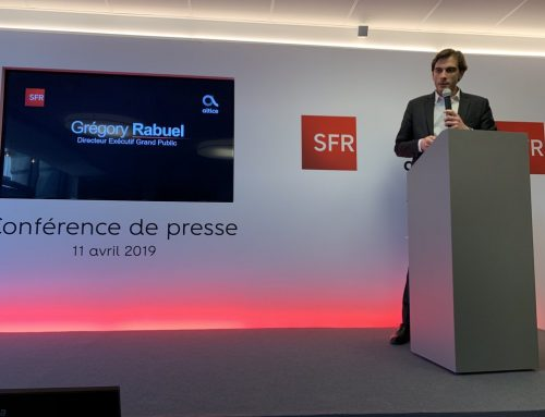 Présentation de la «nouvelle expérience SFR» le 18 Juillet