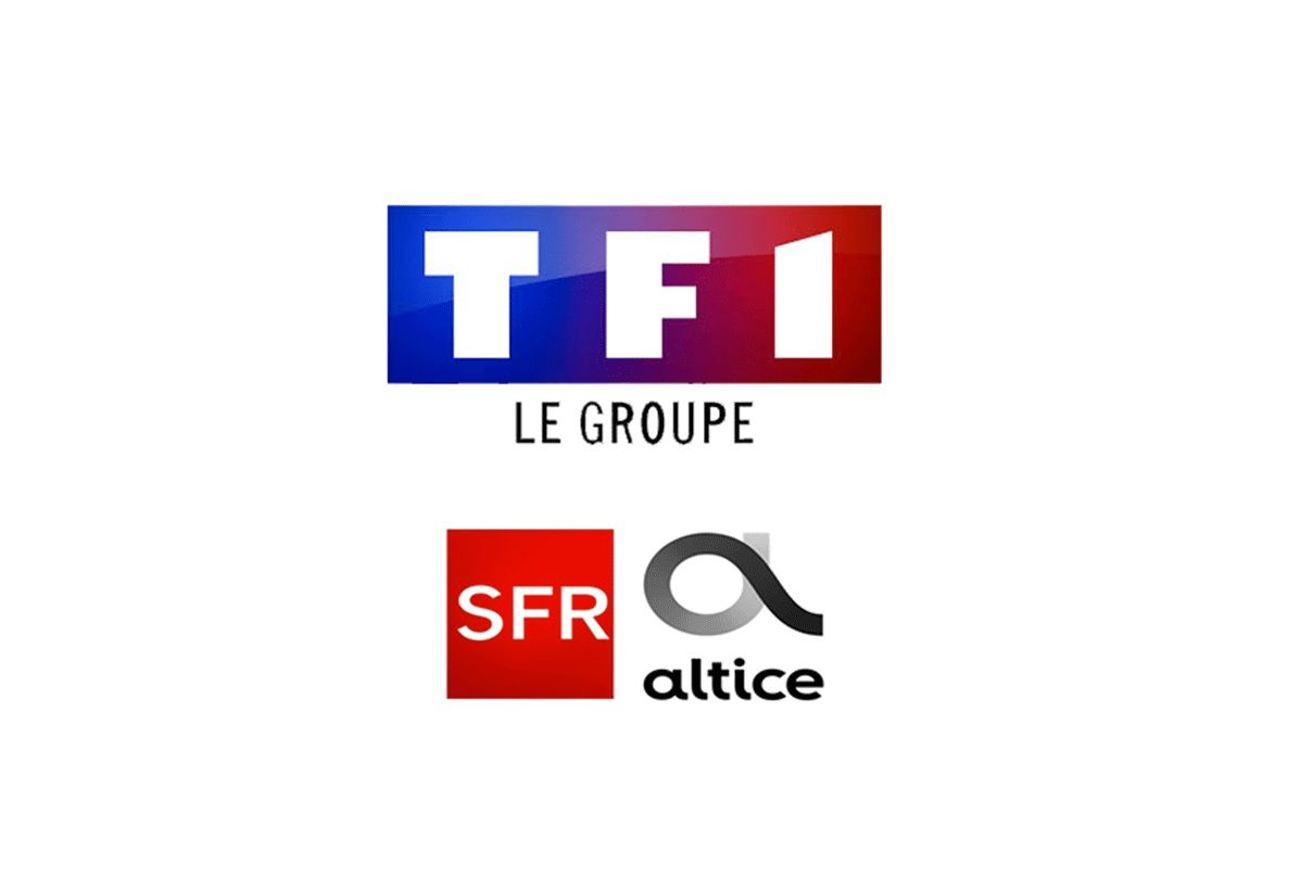TF1, Altice SFR