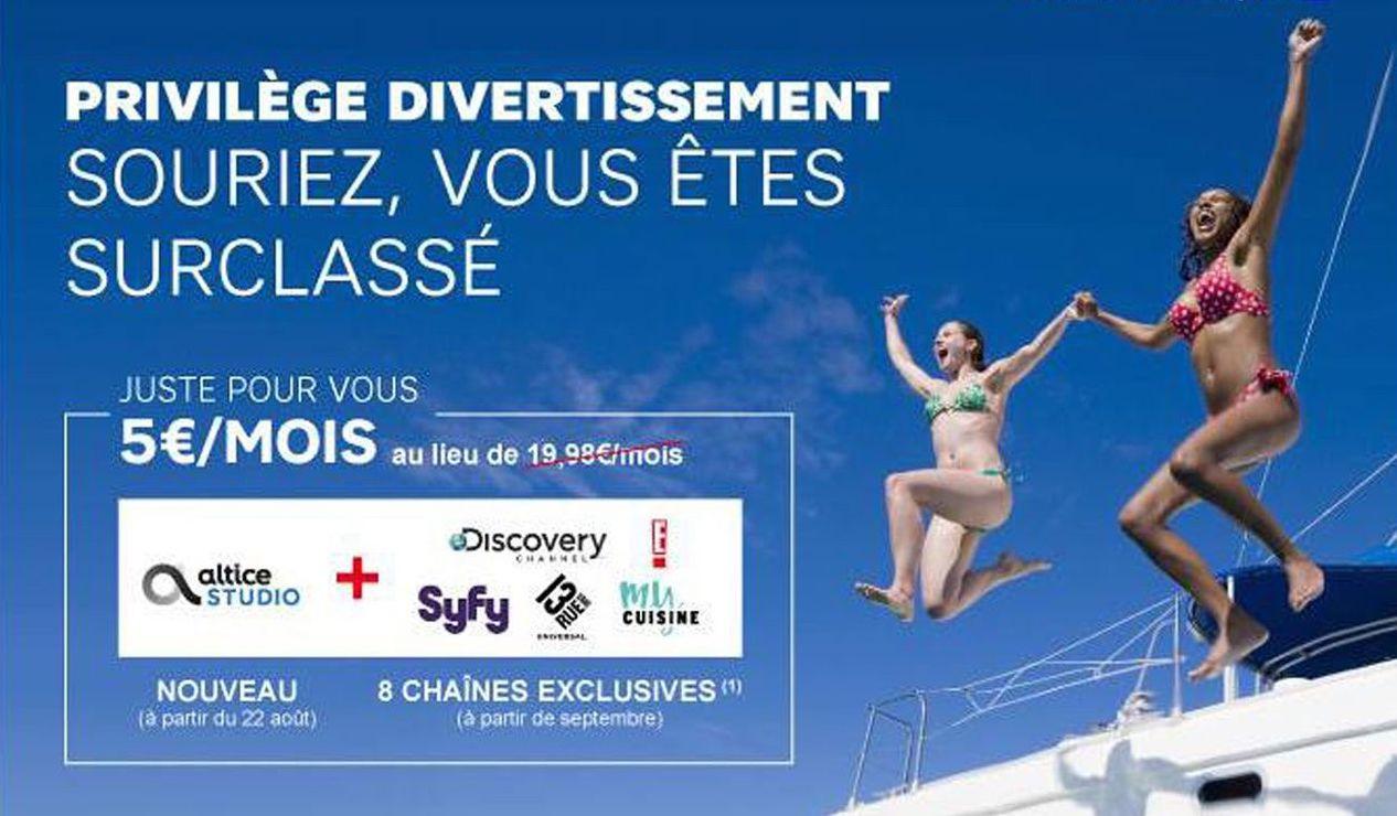 Privilèges TV