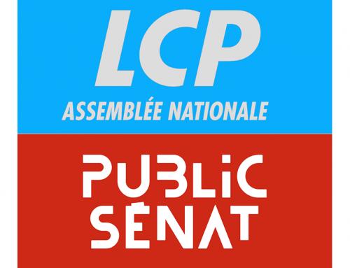 Le replay de LCP / Public Sénat est désormais disponible sur l'ensemble des box